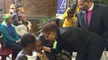 South Africa\'s xenophobic attacks: Graca Machel urges unity