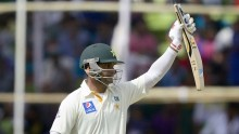 Hafeez unbeaten ton leads Pakistan\'s strong response