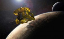 NASA detects possible polar cap on Pluto