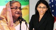 Nisha Biswal to meet PM in evening