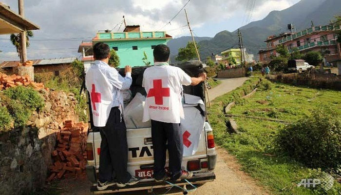 Joy for rescued Nepalese but fears grow for rural areas