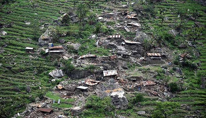 IMF says ready to help earthquake-struck Nepal