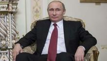 Kiev says Vladimir Putin open to peacekeeping mission in East Ukraine