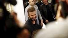 Beckham hosting 40th birthday bash in Morocco