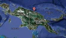 Papua New Guinea hit by 6.8-magnitude earthquake