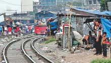 Bangladesh Railway fails to re-acquire 4,391.39 acres of land