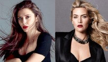 Kate Winslet gave Elizabeth Olsen the courage to strip for camera
