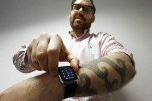 Tattoos may stop Apple Watch from working (Video)