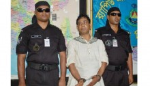Monir arrested in Comilla