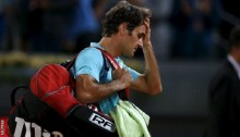 Roger Federer knocked out Madrid Open by Nick Kyrgios
