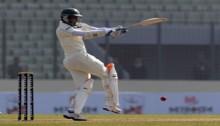 Shakib not out as Bangladesh fold for 203