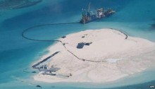 China \'expanding island building\' in South China Sea