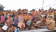25,000 peoples trafficked in 3 months: UNHRC