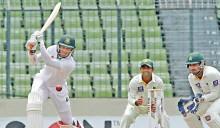 Tigers lose grip on Mirpur Test