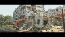 Wall collapse in eastern China kills 10 workers