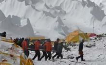 Nepal earthquake: we\'ve lost everything, say Sherpas