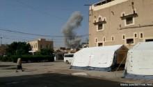 Yemen conflict: Civilians \'struggle to flee\' Saada strikes