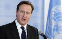 UK election leaves Cameron at helm of a disunited kingdom