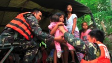 Super Typhoon Noul hits the Philippines