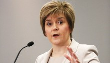 Election 2015: Sturgeon says Cameron must go further on devolution