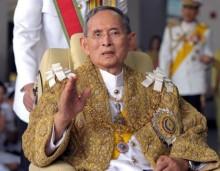 Thai king leaves Bangkok hospital, returns to seaside palace