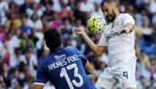 Benzema secures victory for Real Madrid
