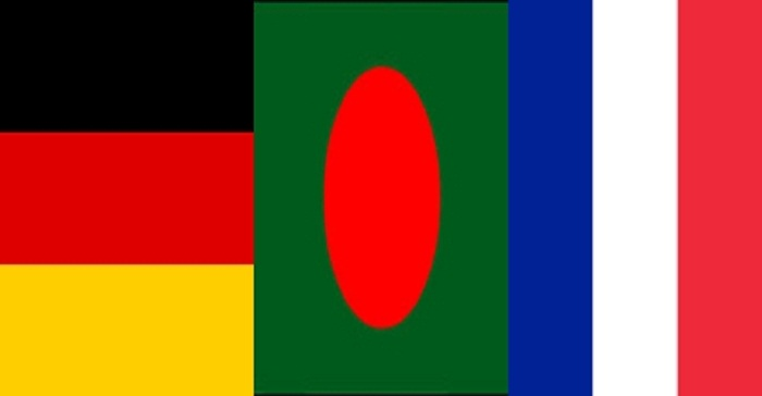 Germany, France with Bangladesh to fight against climate disruptions