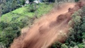 Mother, daughter killed in landslide in Chittagong