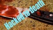 Night guard hacked dead at Khulna Zilla Stadium