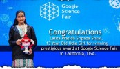 13-year-old Odisha girl wins prestigious Google award