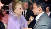 Khaleda celebrates Eid with family after 8 yrs in London