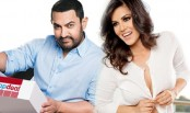 Aamir responds to Sunny's 'love'