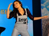 Like Alia, unleash your inner tomboy with dungarees