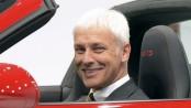 Volkswagen set to announce new boss
