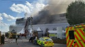 70 firefighters tackle London mosque fire