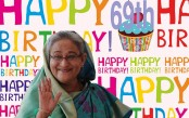 Khulna AL celebrates 69th birthday of Sheikh Hasina