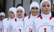 Eight of Iranian women's football team 'are men': Reports