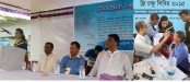 Jebunnessa trust organizes free eye care camp at Chandanaish