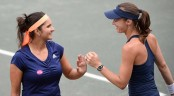 Sania Mirza-Martina Hingis win Wuhan Open title