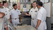 Bangladesh, US Navy joint exercise 'Carat- 2015' ends