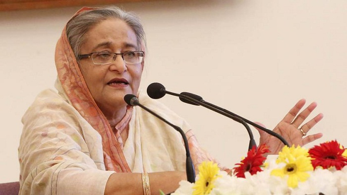 PM smells BNP-Jamaat link to foreign nationals' killing