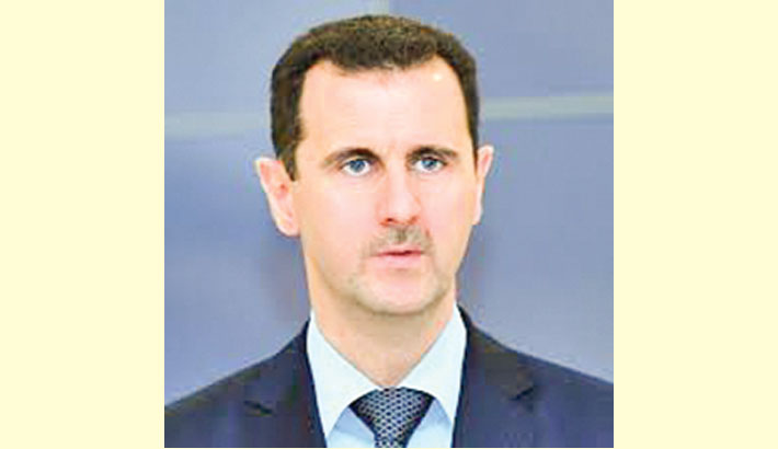 Russian failure in Syria would 'destroy' Mideast: Assad