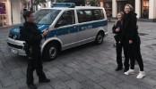 Police pull Maria Sharapova in Germany!