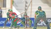 Hosts Pakistan beat Bangladesh in first ODI