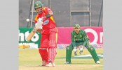 Zimbabwe stun Pakistan to level ODI series