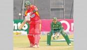 Zimbabwe stun Pakistan to level ODI series