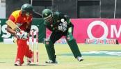 Asif takes five to leave Zimbabwe reeling in 3rd ODI