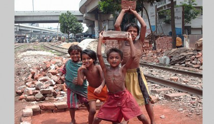 Nutrition campaign for slum children launched in city