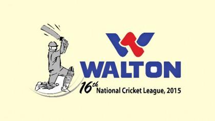 Barisal declare 1st innings, Mosaddek hits double