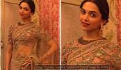 Deepika Padukone transforms into Madhubala